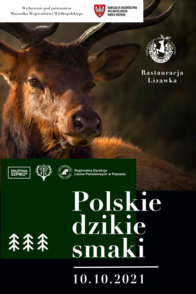 Dzikie Polskie Smaki 10.10.2021